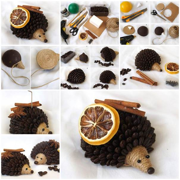 DIY-Coffee-Bean-Hedgehog-3